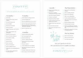 Blank Wedding Planning Checklist Resume Template In Chinese Wedding Planning Checklist Engagement