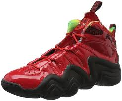 adidas red shoes. amazon.com | adidas crazy 8 chicago bulls mens basketball sneakers / shoes- red-19 red shoes