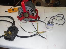 need help wiring an electric motor