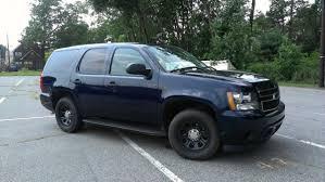 NJ 2007 Chevy Tahoe Police FlexFuel (ppv) Midnight blue (HARD TO ...