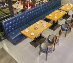 modern style restaurant booth n k7006