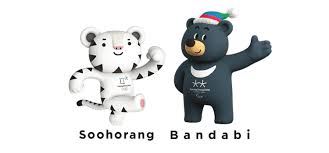 Image result for 2018 olympic mascot image
