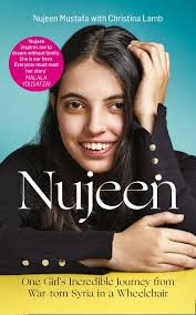 nujeen one s incredible journey from war torn syria in a wheelchair harper collins australia harper collins australia