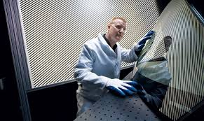chemically strengthened glass finds a new