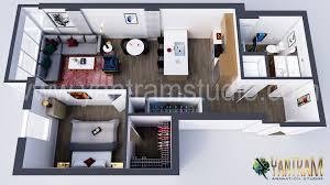 Animation Design Services Artstation Modern Residential Floor Plan Designer Concept