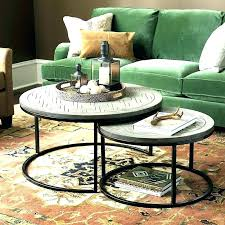 ballard coffee table coffee designs round