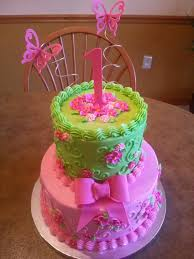 Happy Birthday Butterfly Cake Brithday Cake