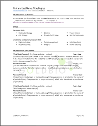 If you are wondering how to best communicate these qualities on your cv, consulting our agriculture cv example is a great resource. Postdoc S Guide To Mastering Your Cv Resume And Cover Letter Goldbio