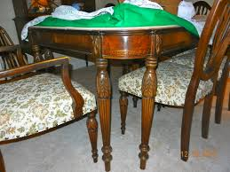 I Am Interested In Finding Info On A Dining Room Set Of Table - Early american dining room furniture