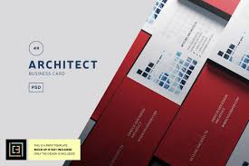 Architect Business Card Bc049