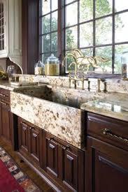 granite farm sink. Wonderful Farm Portfolio Kitchens Marries Elegance With Countrystyle Warmth In A Madison  County Virginia Farmhouse  The Ample Granite Farmhouse Sink Used For Cleanup Intended Farm