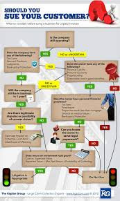 Infographic Explaining Issues To Consider Before Litigation