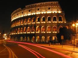 Колизей величественная памятка Древнего Рима Дикий Дикий Мир Колизей в риме