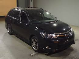 Toyota Corolla Fielder 2014 available at Autocraft Japan - Color ...
