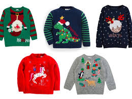 Best kids Christmas jumpers 2020 from £8 - MadeForMums