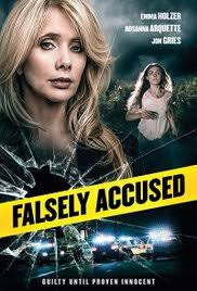 falsely accused imdb falsely accused poster