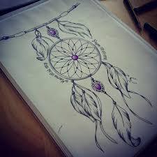 Purple Dream Catcher Tattoo dreamcatcher tattoo by Kohlmeisen on DeviantArt 17