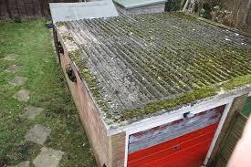 garage roof repair. asbestos garage roof repair glasgow i