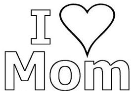 Small Picture That Say I Love You Mom Free Coloring Pages on Art Coloring Pages