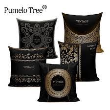 Quality Vintage Retro Stylish High Density Decorative Pillow