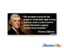 2nd Amendment Quotes Amazing Thomas Jefferson Right To Bear Arms Quote Liberty Second Amendment