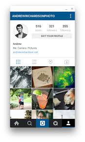 instagram profile 2015.  Profile Instagram Profile Screenshot In Instagram Profile 2015 S