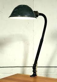 gooseneck clip lamp clip lamp desk clip on led desk lamp clamp on desk light desk task lamp clip lamp pro track silver gooseneck clip lamp