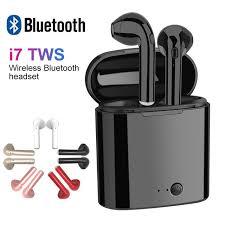 Hot!! AIINI I7S <b>i8p TWS</b> Twins <b>Wireless</b> Earbuds Airpods <b>Bluetooth</b> ...