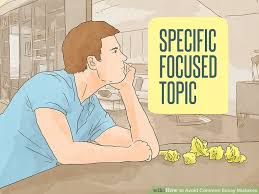 how to avoid common essay mistakes pictures wikihow image titled avoid common essay mistakes step 1