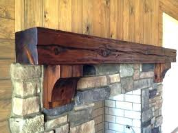 old wooden fireplace mantels for