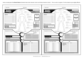 Rpg Character Sheet Designer Pin By Lee On D D Dnd Character Sheet Character Sheet