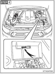 toyota tacoma owners manual checking and replacing fuses do it remove the fuse the pullout tool