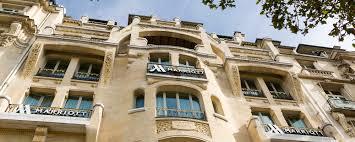 Hotel Paris Moderne Design Paris 5 Star Luxury Hotel Champs Elysees Paris Marriott