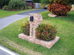 modern brick mailbox designs Brick Mailbox Designs Ideas Benefits