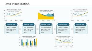 Presentation Charts And Graphs Free Data Visualization Powerpoint Template