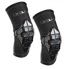 Demon Hypercomb Ski Snowboard Knee Pads L Black