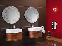 Unusual Bathroom Mirrors …