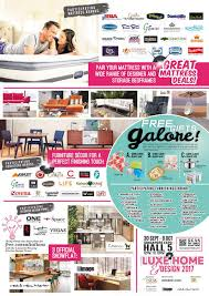 Small Picture Luxe Home Design 2017 at Singapore Expo from 30 Sep 8 Oct 2017