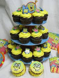 Carmageddon Wedding Ideas Spongebob Cupcake Cakes For Kids
