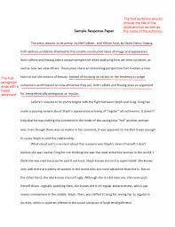 mla format summary response essay analytical essay writing examples summary  response essay outline computer programmer resume