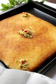 kunafa with cream is easy to make