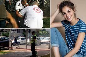 שלומית מלכה נפצעה בתאונת קורקינט במרכז תל אביב, מצבה קשה