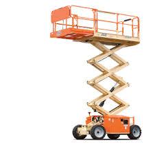 jlg 260mrt scissor lift hire prolift access get a quote