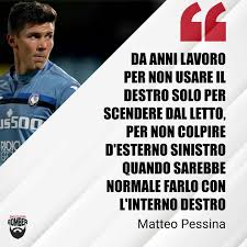 Matteo Pessina uno di noi. - Chiamarsi Bomber