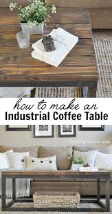 Artsy Coffee Tables 17 Best Ideas About Industrial Coffee Tables On Pinterest