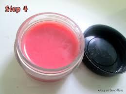 how to make lip gloss with an eyeshadow photo tutorial