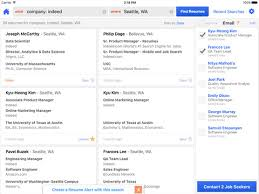 ... Search Resumes 6 Resume Example Indeed Search On The App Store ...