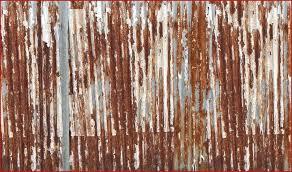rusted corrugated metal luxury texture undulating rusty iron panel 1 rusted metal of rusted corrugated metal