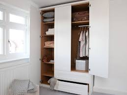 view in gallery small closets benefit from the capsule wardrobe concept