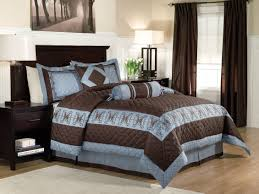 originalviews 1996 viewss 1660 alink beautiful blue brown quilted bedding